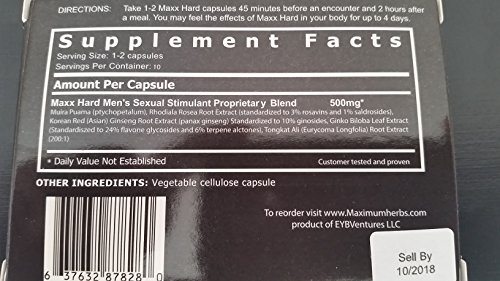 MAXXHARD-All-natural-testosterone-booster-increase-Size-Girth-and-last-longer-10-Capsules-1-in-20-countries-0-0