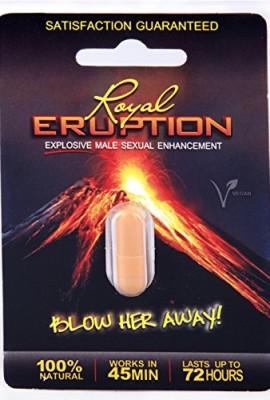 Royal-Eruption-All-Natural-Vegan-Male-Sexual-Performance-Enhancer-Pill-1-Pack-0