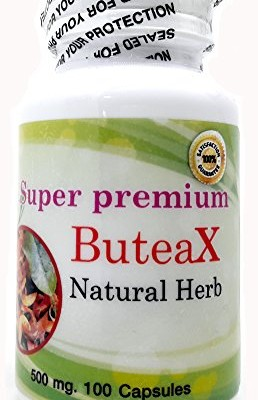 Super-Premium-ButeaX-500mg-100-Vegetarian-Capsules-Highest-Grade-Butea-Superba-Natural-Herbal-Root-Powder-Extract-0